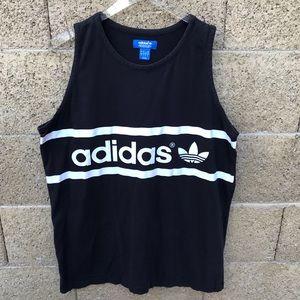 Adidas Black Tank Top #412